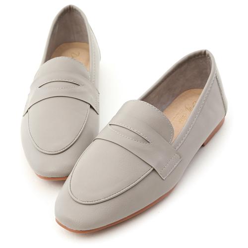 好感印象.經典款超軟平底樂福鞋
