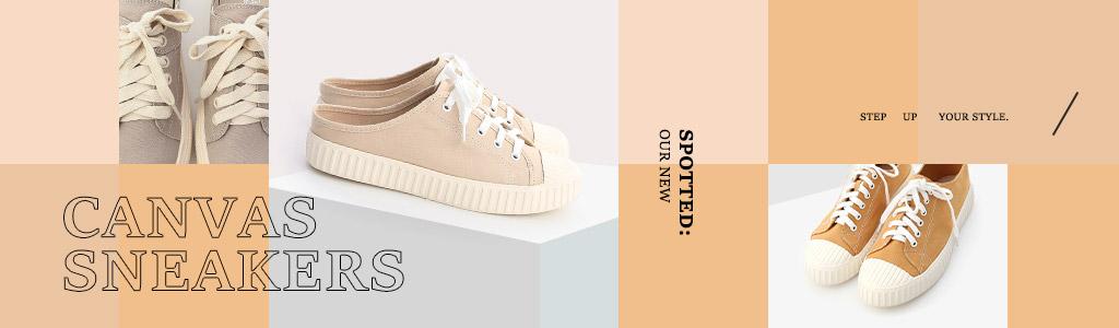帆布鞋 - D+AF官方購物網站
