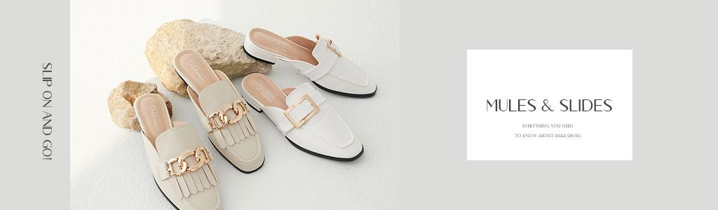 時尚新寵.穆勒鞋特輯