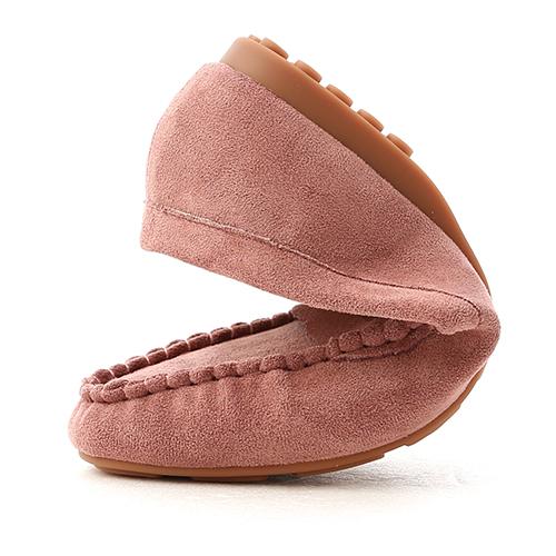 歡樂主張.經典款絨料樂福鞋