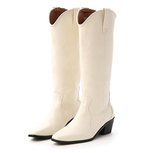 騎士風潮.大V口中跟牛仔長靴