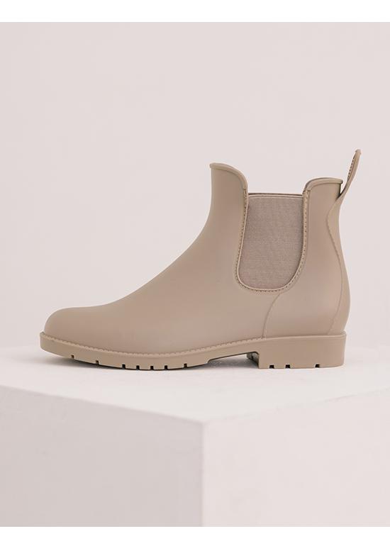 Chelsea Rain Boots Grey