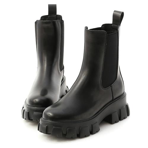 暗黑焦點.超輕量切爾西鋸齒靴