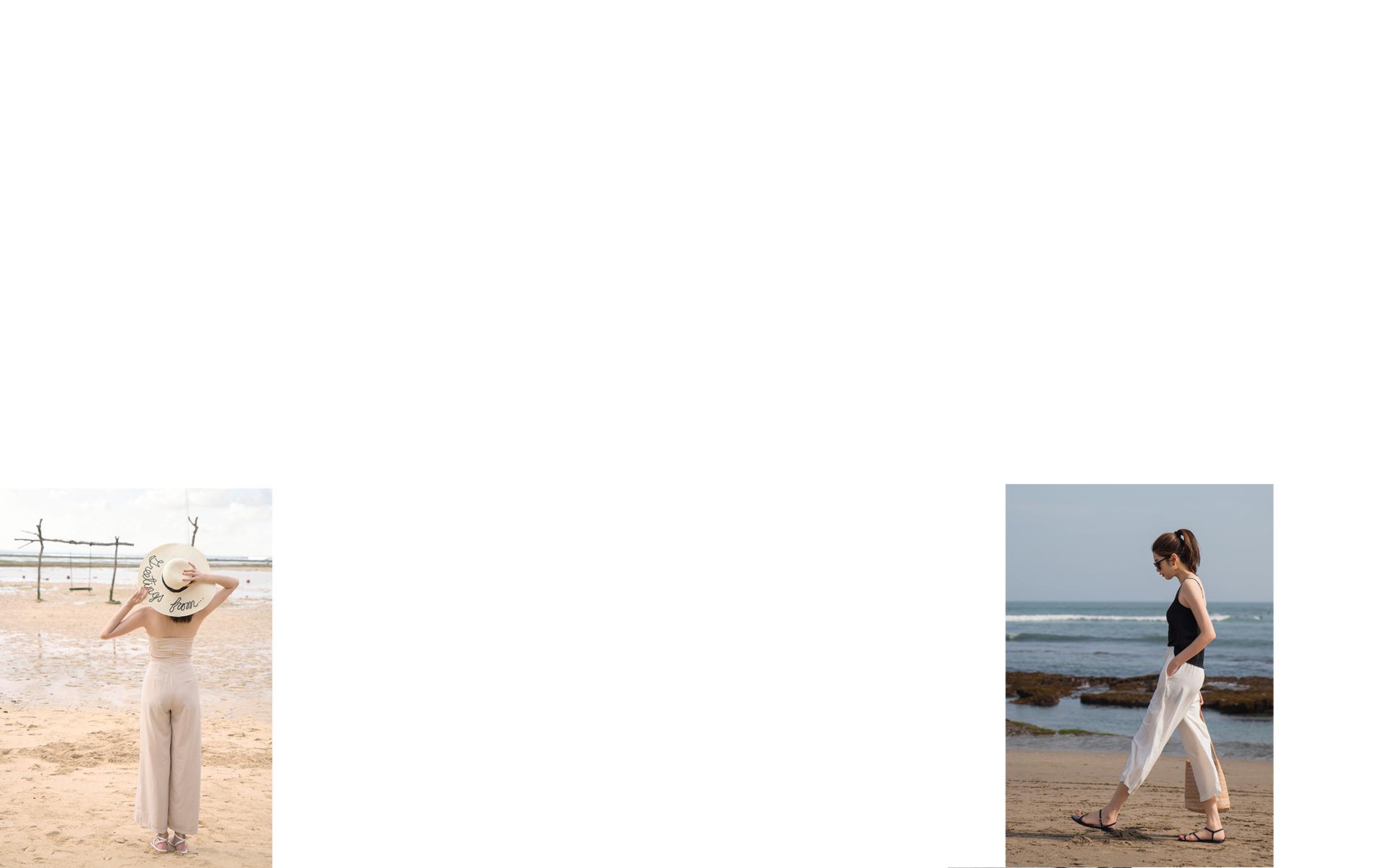2019 D+AF x Alley峇里島夏季女鞋拍攝特輯
