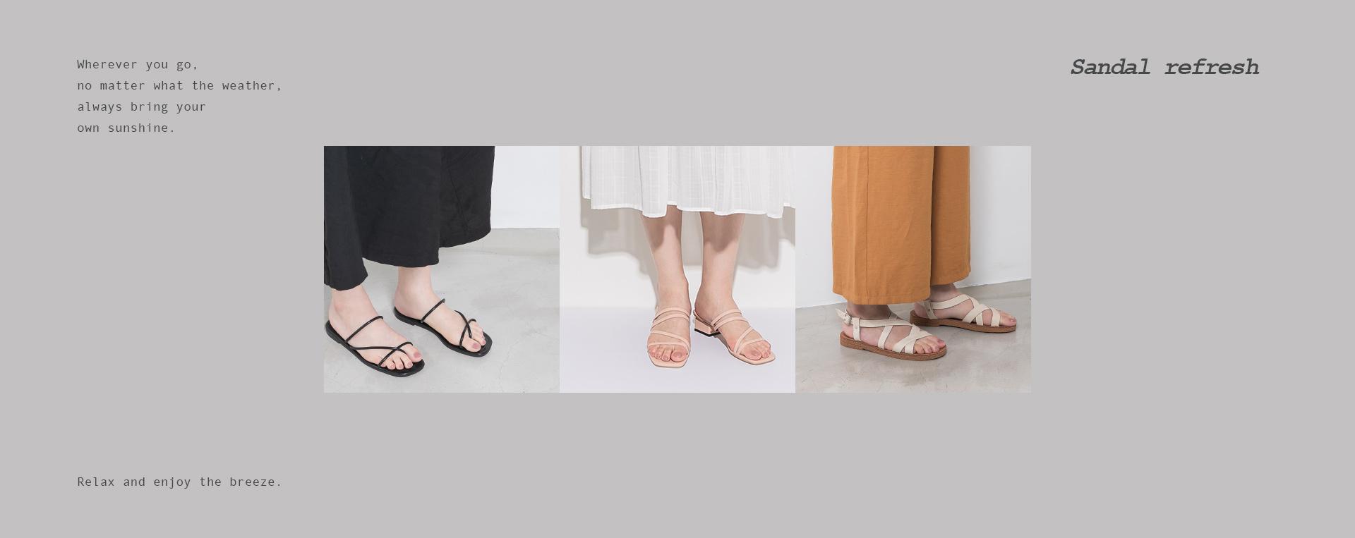 2019夏季涼鞋 涼拖 拖鞋推薦