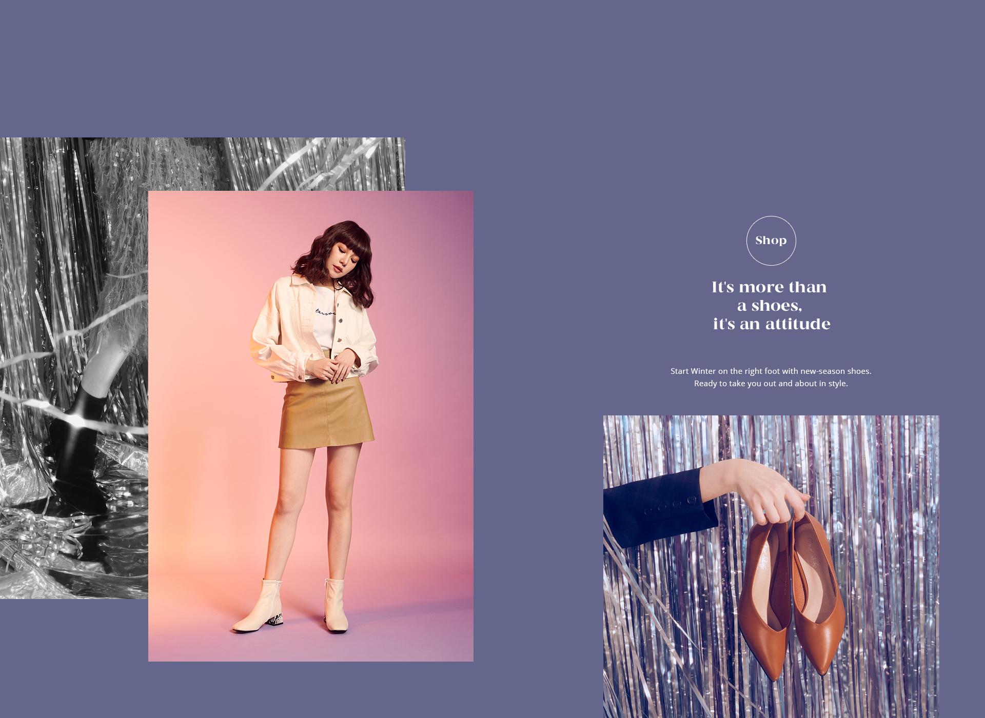 D+AF 2019秋冬女鞋 女靴 跟鞋 短靴 襪靴 推薦