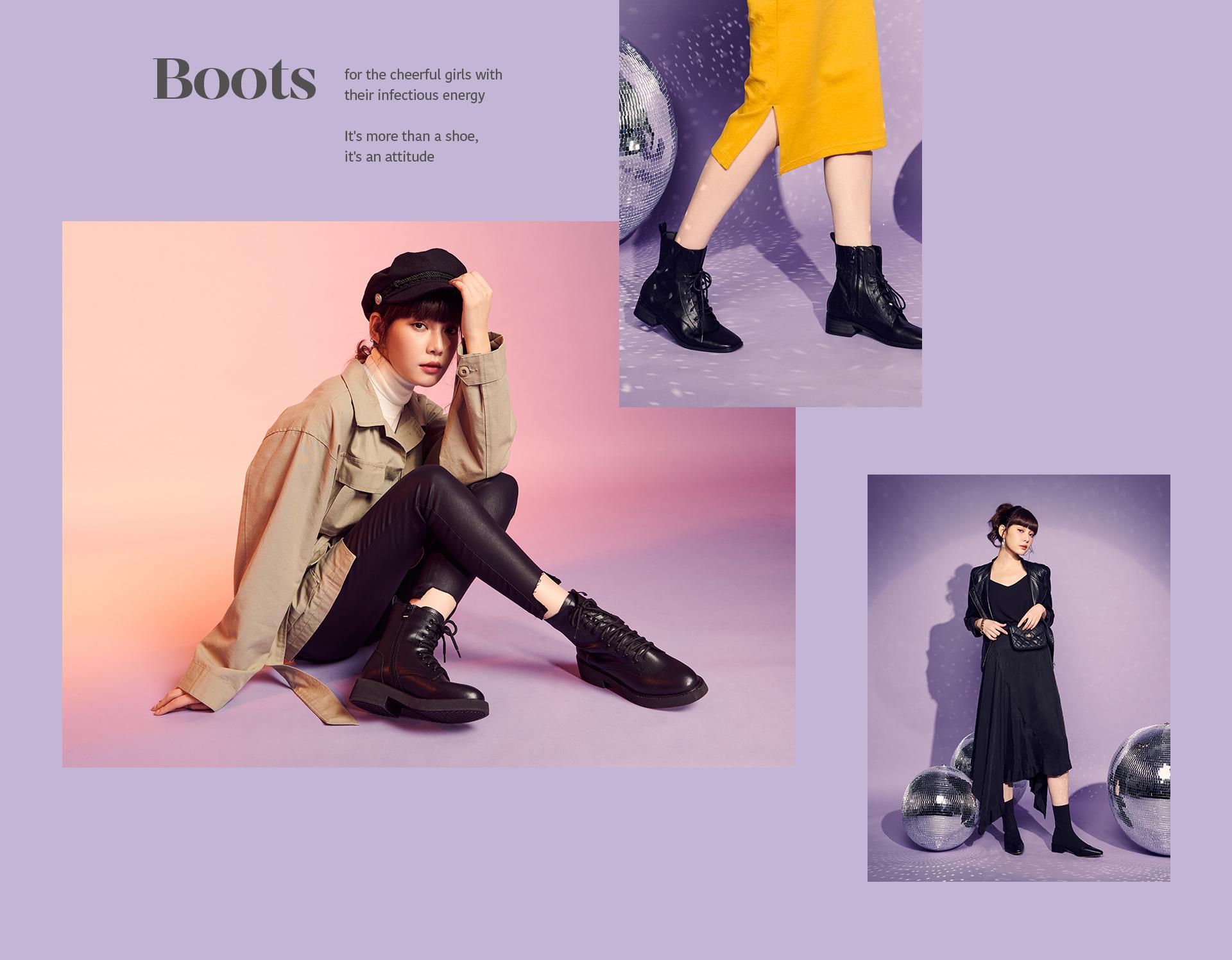 2019-2020 短靴 女靴推薦