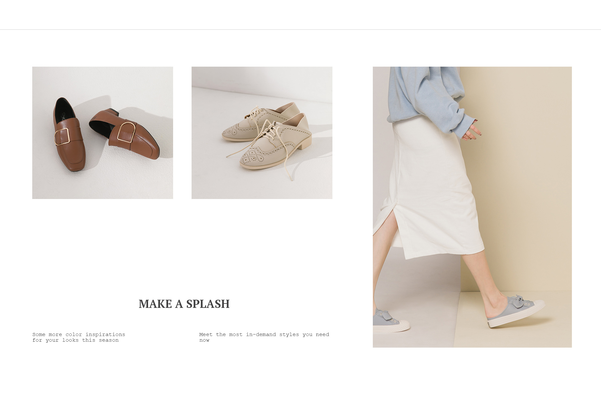 春夏鞋款推薦 樂福鞋 牛津鞋 休閒穆勒鞋