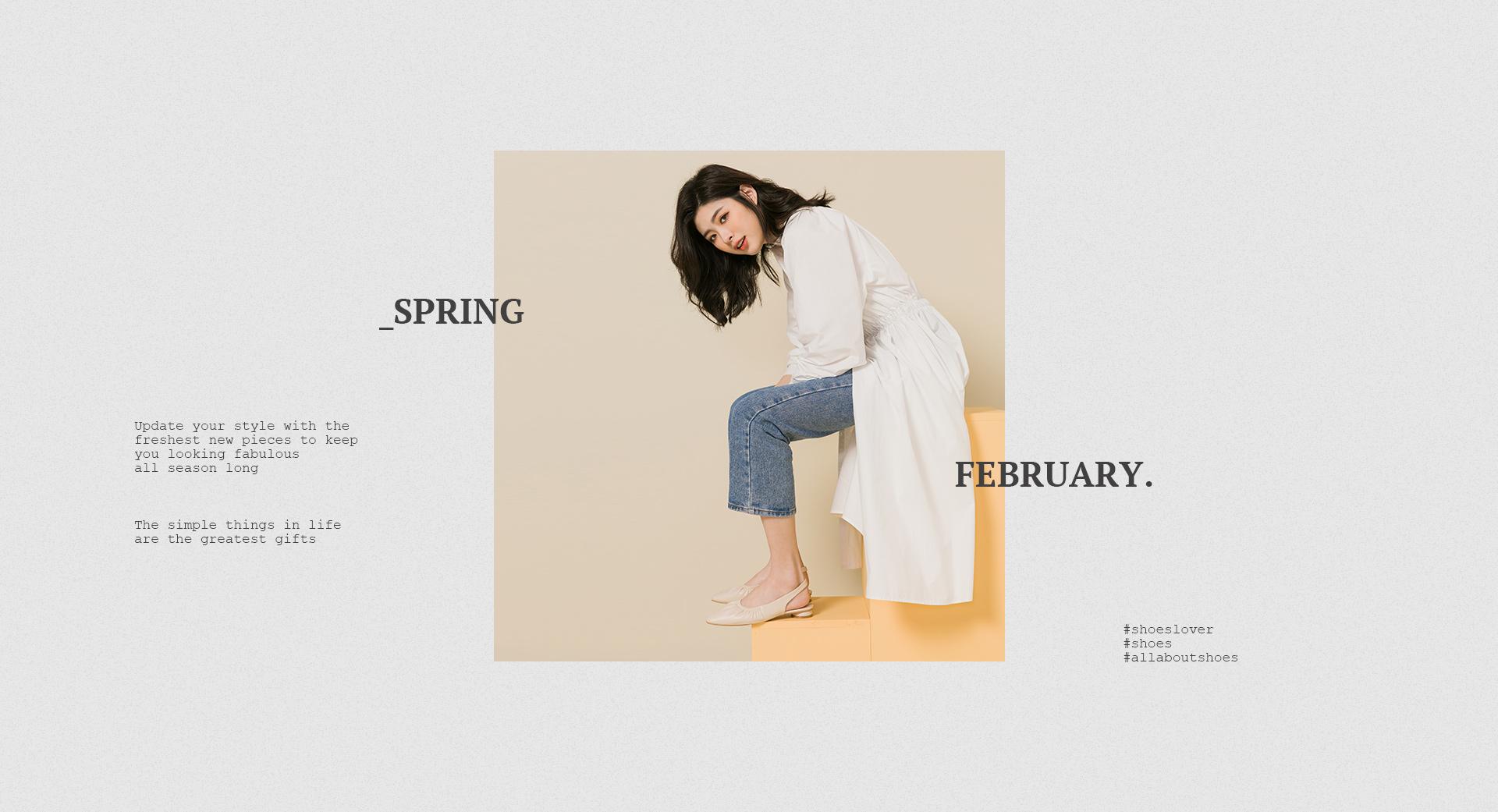 2020春夏女鞋(鞋子)推薦