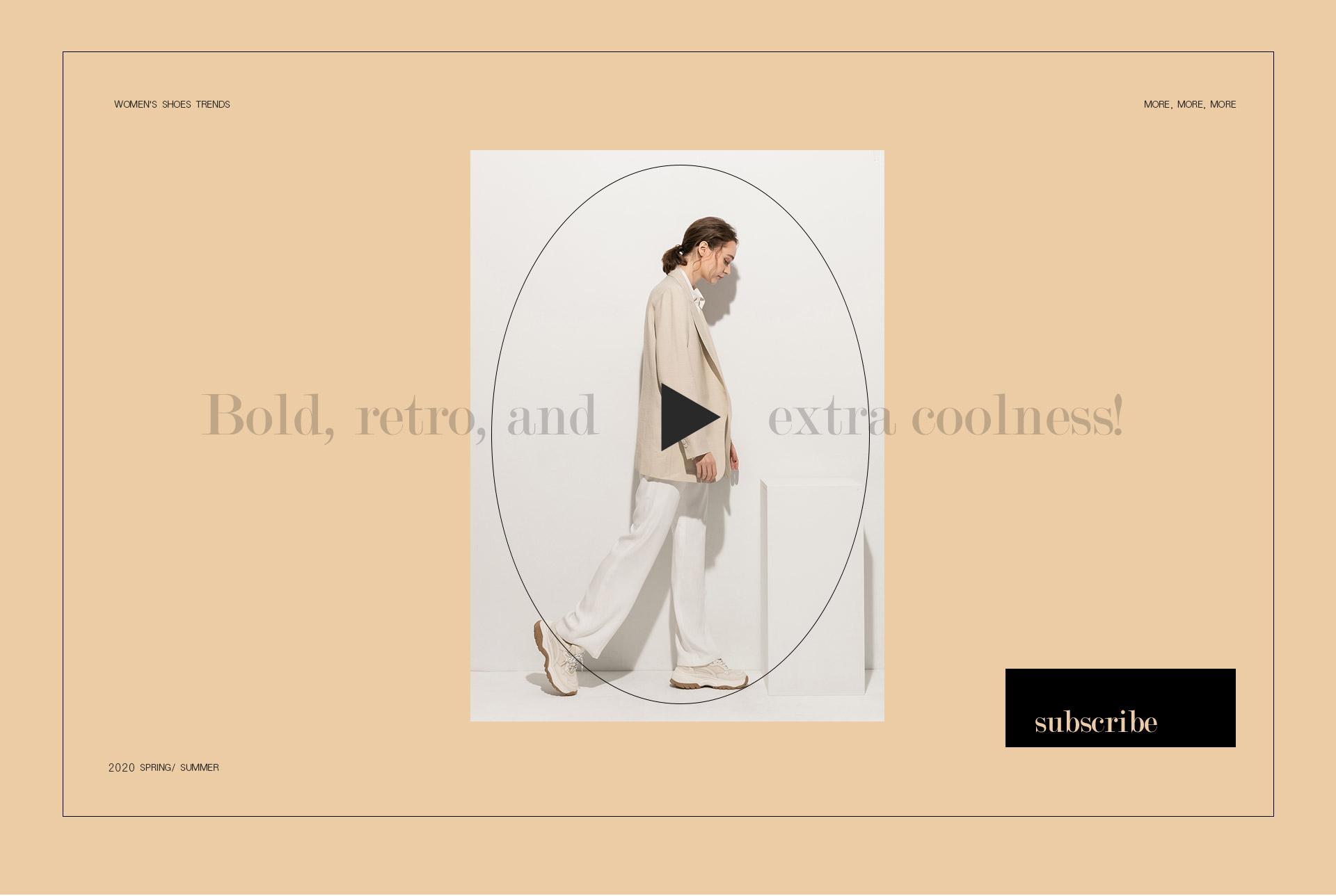 D+AF 流行女鞋 YOUTUBE頻道 夏季新款