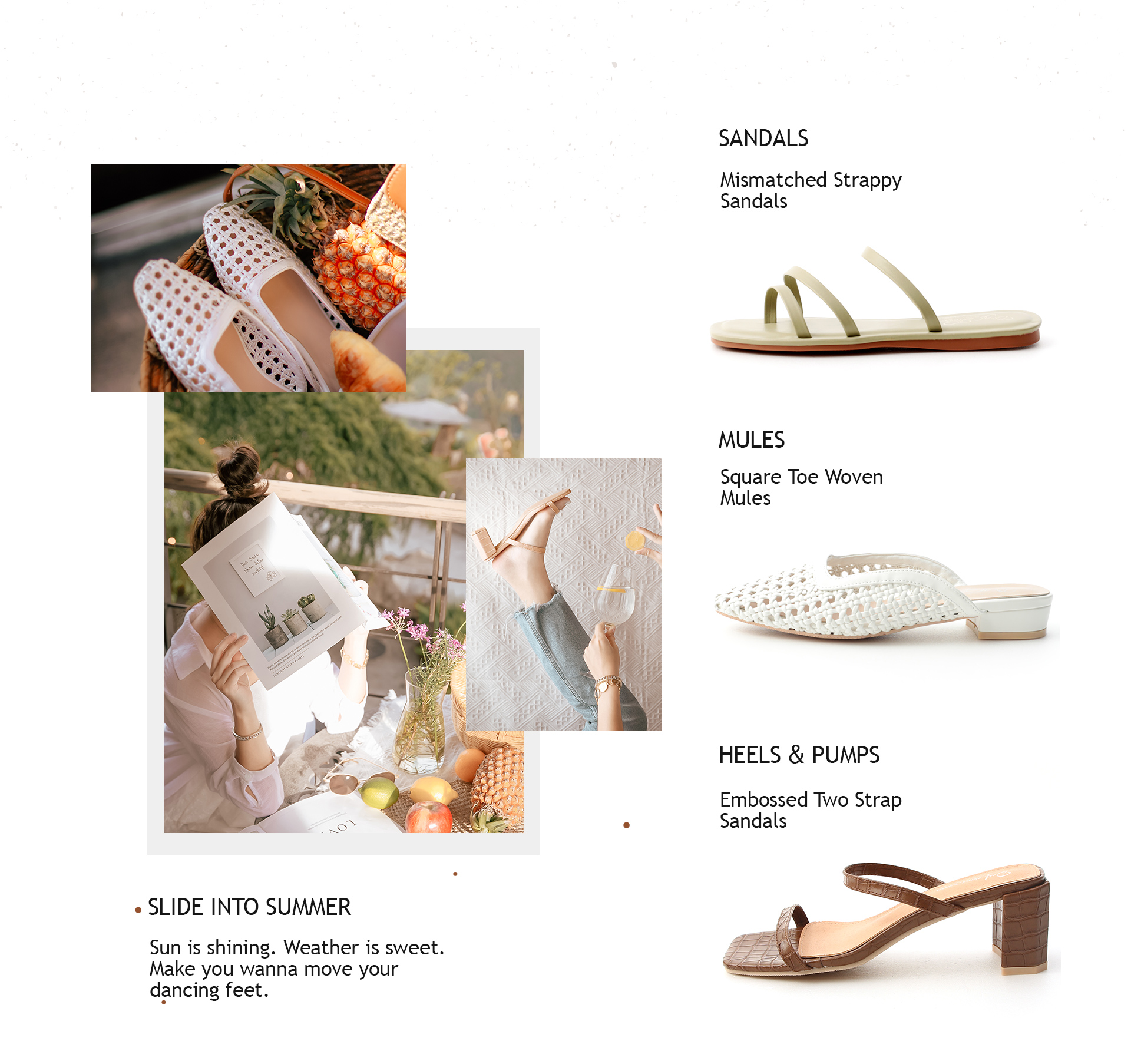 D+AF x Iris北歐形象拍攝 (@irischen_style) 涼鞋 高跟涼鞋 穆勒鞋 拖鞋
