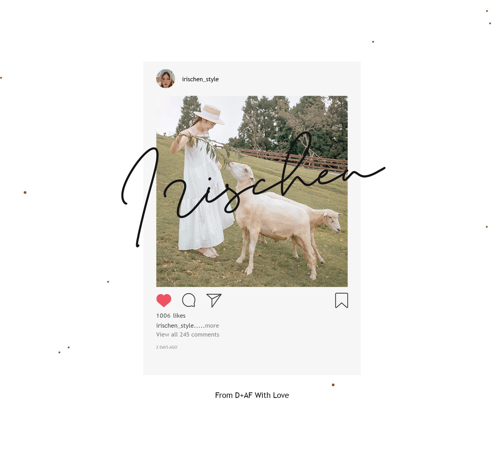 探索更多|@irischen_style Instagram D+AF Shoes Instagram