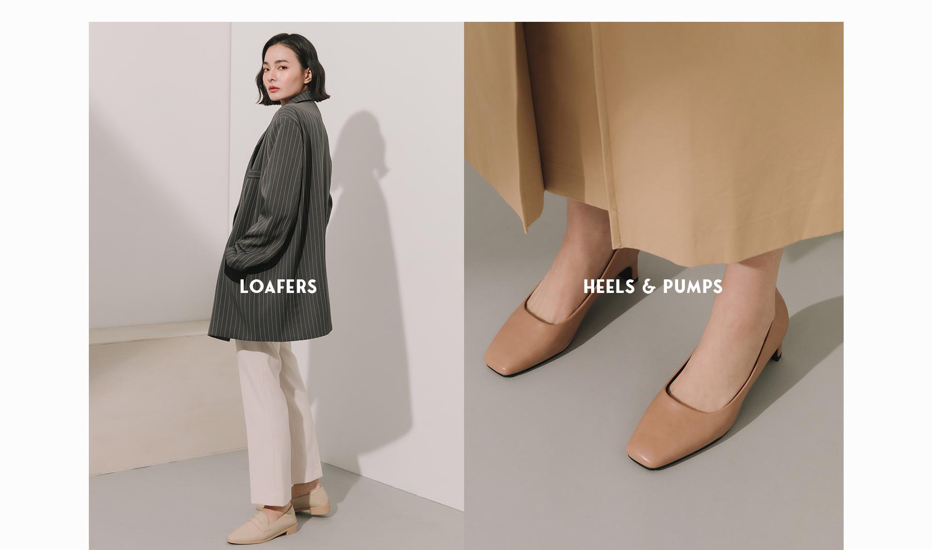 2020秋季流行女鞋推薦 樂福鞋 高跟鞋 跟鞋