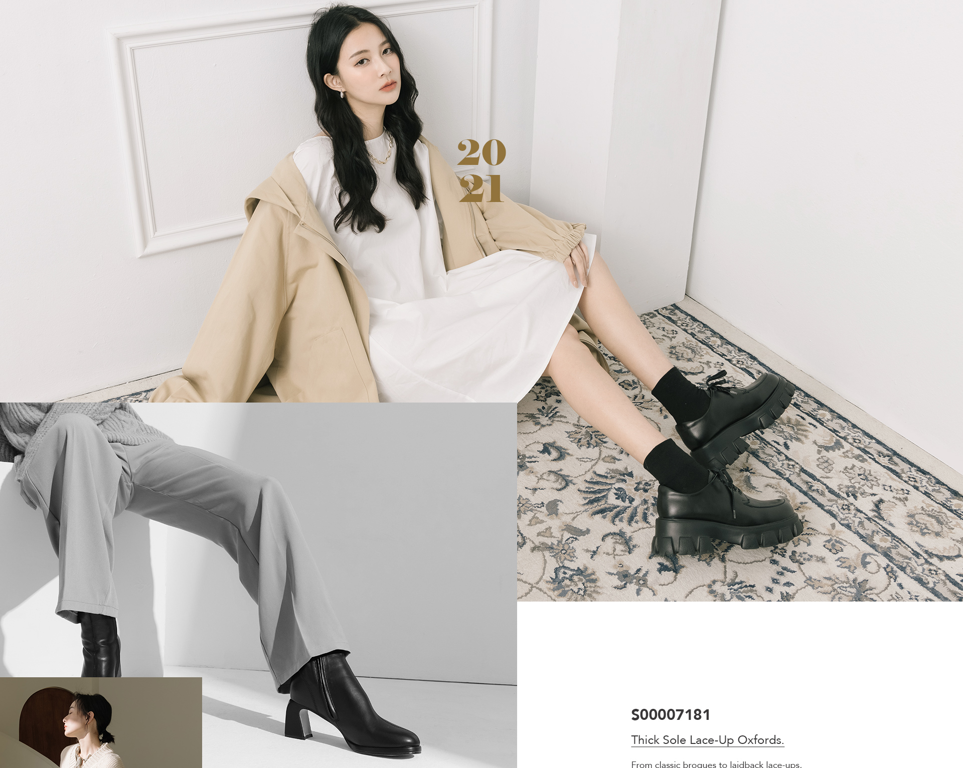2021流行女鞋 女靴 新品上市