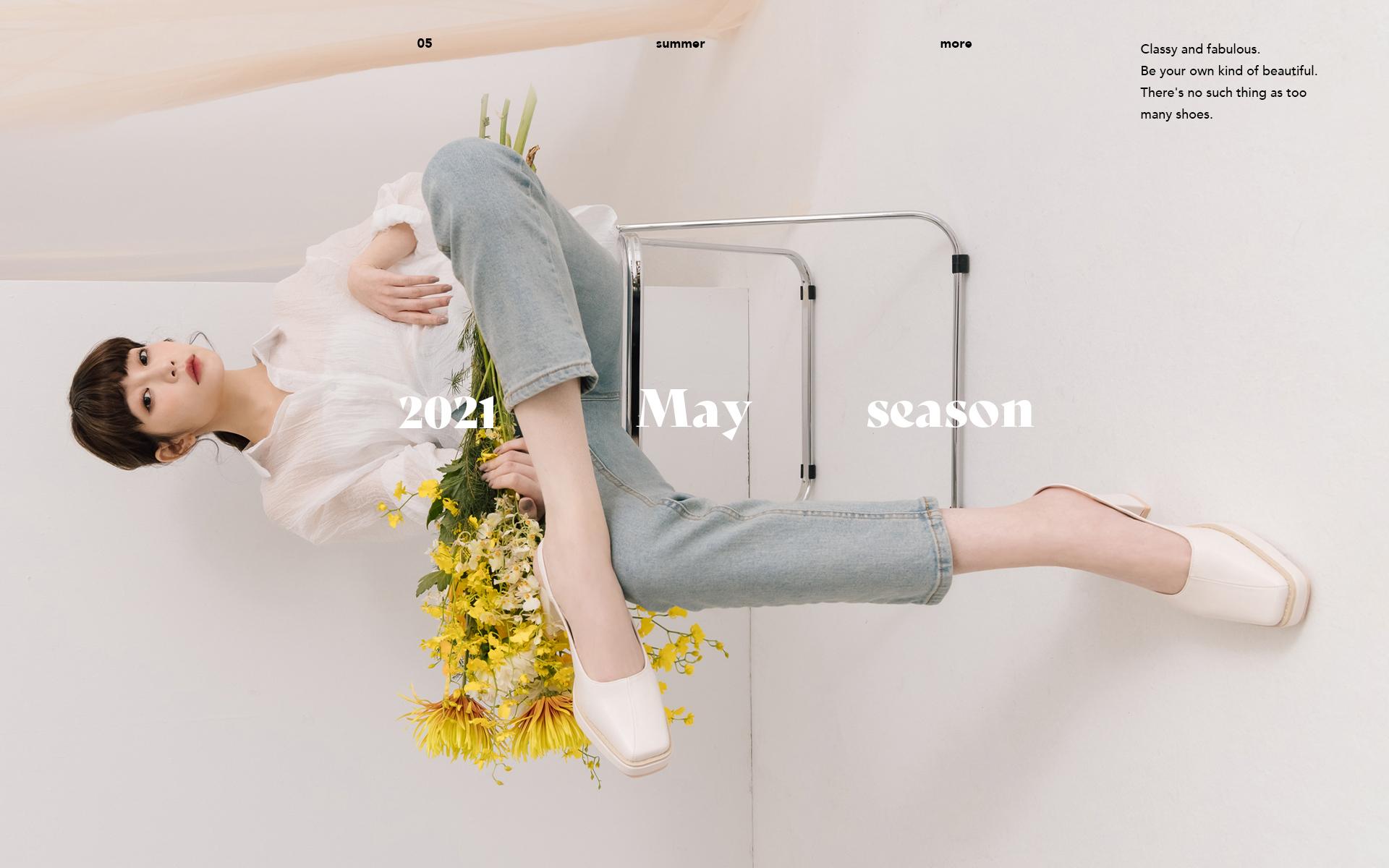 2021春夏女鞋流行趨勢 5月新品登場 後空鞋