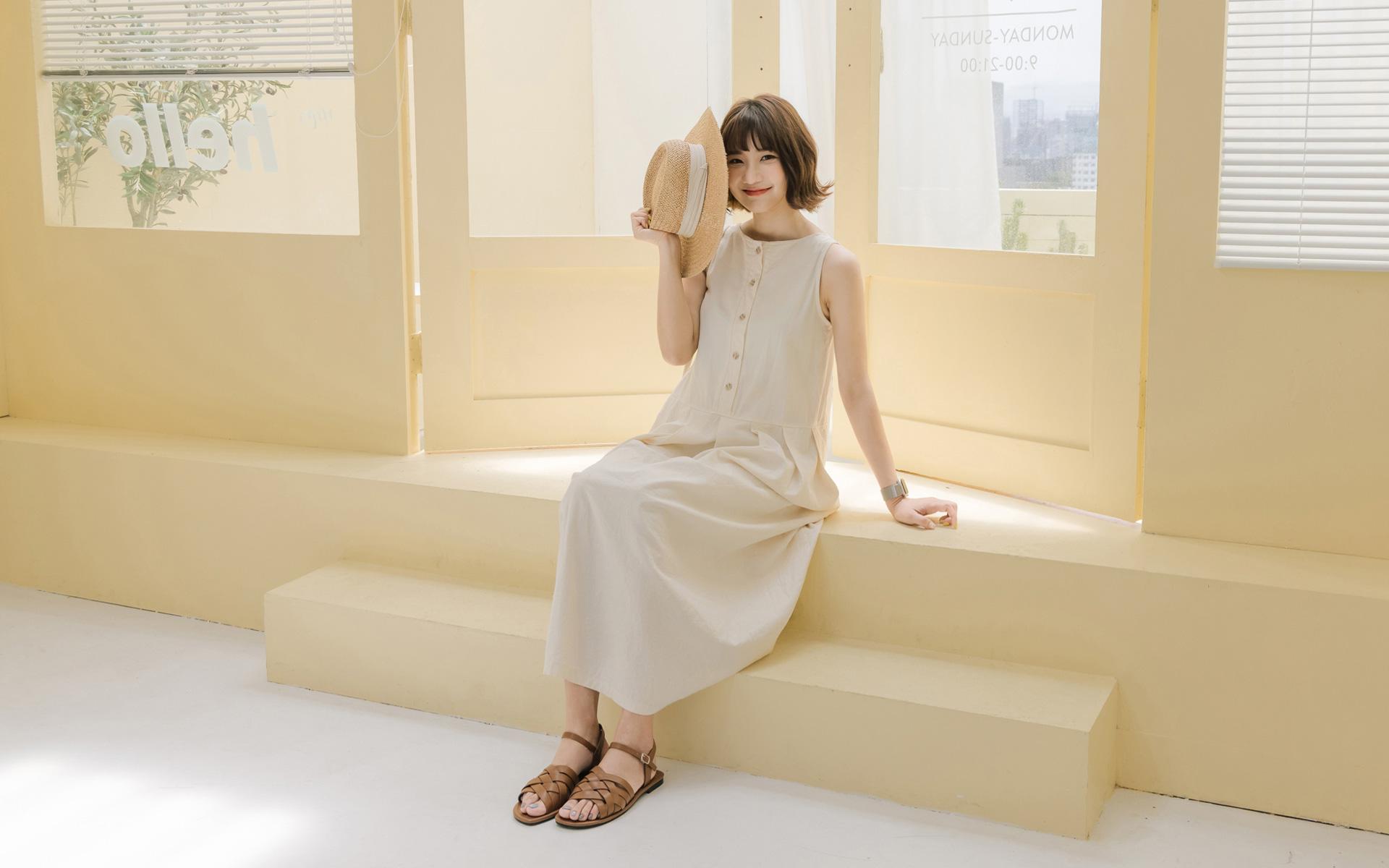 D+AF Shoes x愛莉莎莎Alisasa聯名企劃 夏季女鞋涼鞋 愛莉莎莎聯名2021