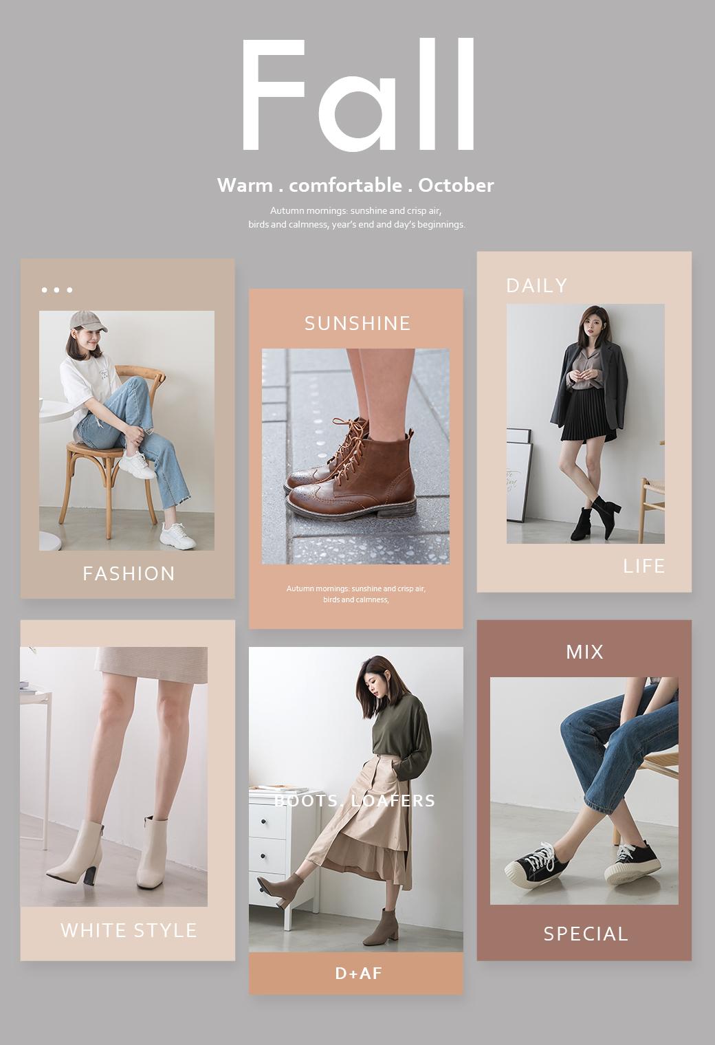 D+AF 秋冬靴 方頭靴 皮革靴 方頭皮革靴 靴子