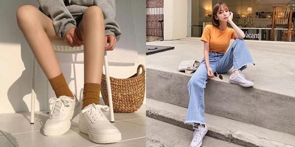 帆布鞋 白色帆布鞋 白色帆布鞋穿搭 帆布鞋穿搭