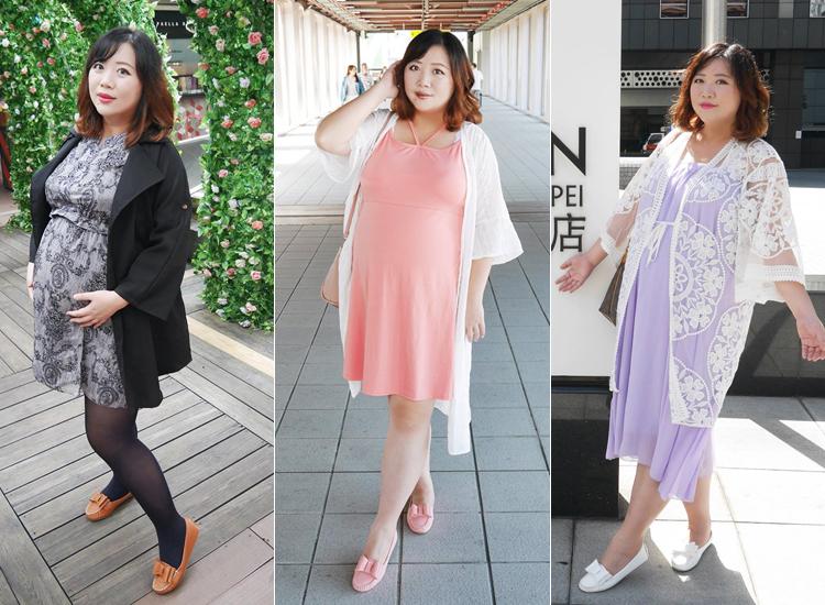茉茉 Mozaiyang Studio孕婦穿搭 孕婦鞋