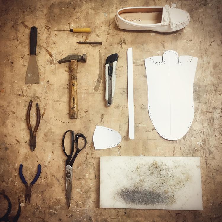 關於鞋子製作