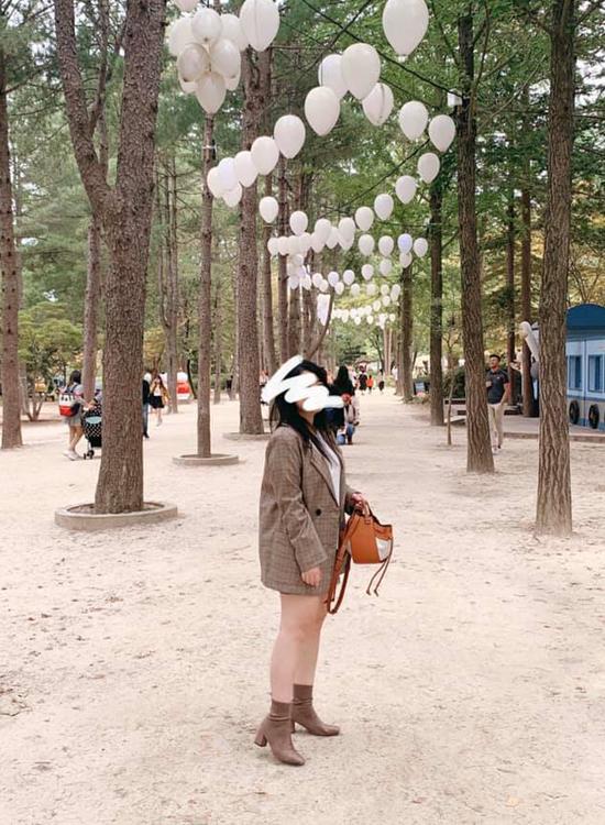 熊貓小編穿搭 厚片女孩穿搭 襪靴穿搭