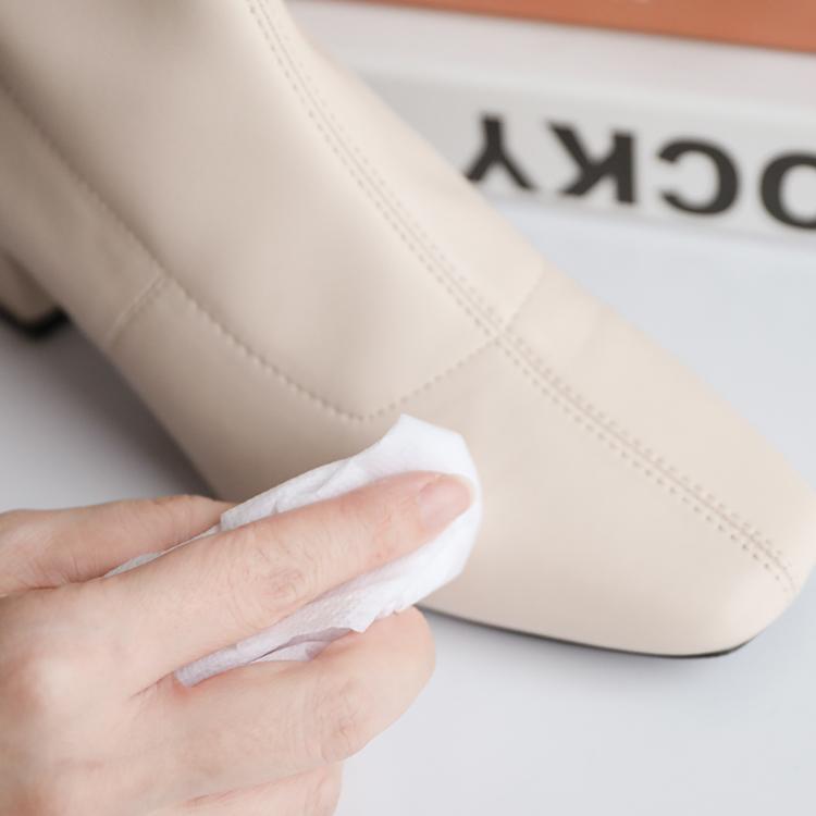 靴子保養收納小技巧 定時清潔靴子