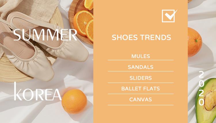 D+AF 2020韓國夏日流行鞋款