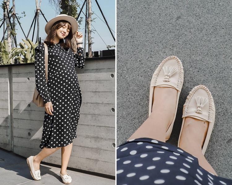 D+AF大尺碼女鞋穿搭 寬腳厚腳鞋推薦
