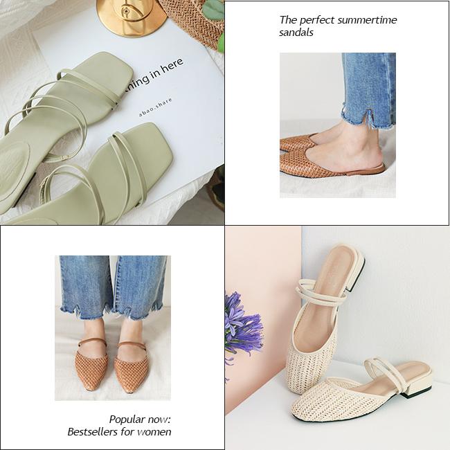 D+AF 一鞋多穿美鞋推薦清單 高CP值兩穿涼鞋穿搭