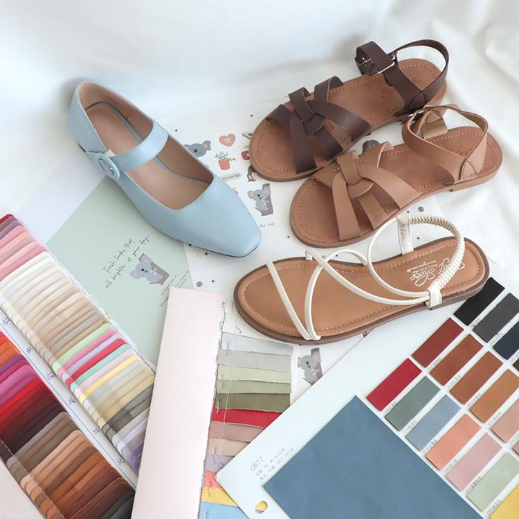 D+AF x 愛莉莎莎聯名鞋款製作02