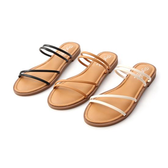 舒適百搭涼鞋推薦 好穿平底涼拖鞋 好穿好走兩穿涼鞋03