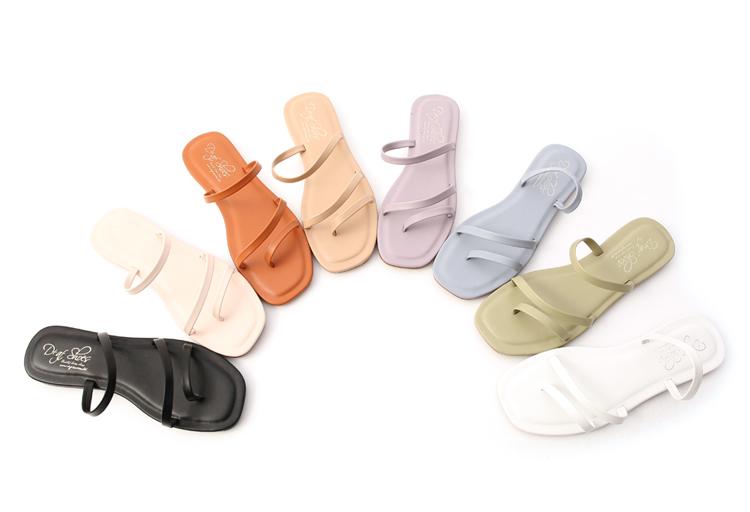 大尺碼涼鞋/拖鞋推薦  大尺碼平底拖鞋41、42碼