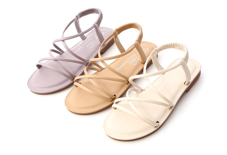 大尺碼好穿涼鞋推薦41、42、43碼 大尺碼涼鞋三色可選