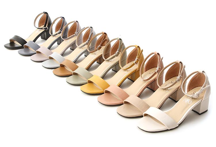 大尺碼一字涼鞋推薦41、42、43碼 台灣製造涼鞋多色可選