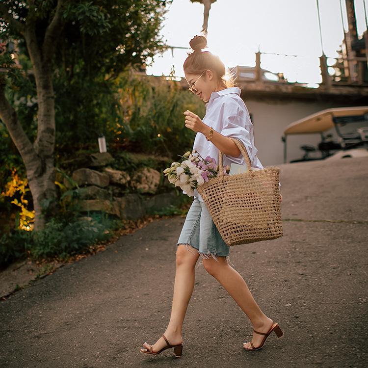 D+AF IRIS企劃 夏日企劃 高跟涼鞋  Iris Chen(@irischen_style)