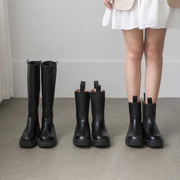 切爾西短靴 切爾西中筒靴 切爾西長靴 黑靴 Chelsea Boots