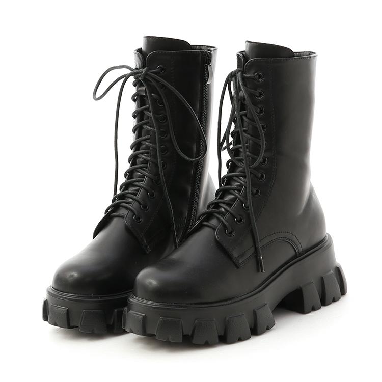 D+AF超輕量綁帶鋸齒靴 軍靴