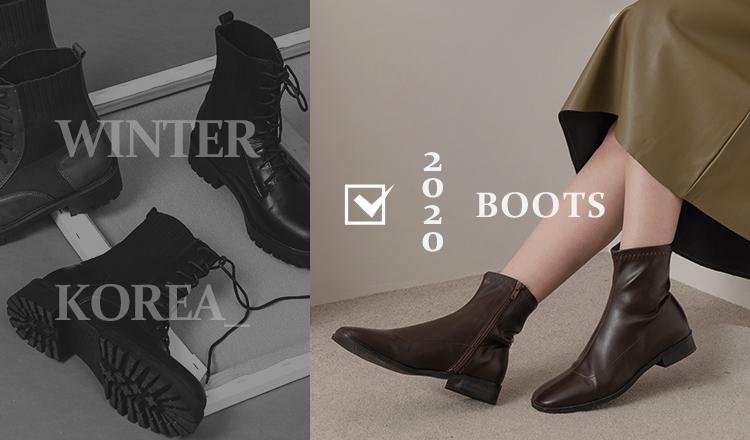 韓妞之間的小祕密!冬季5款必buy時尚美靴