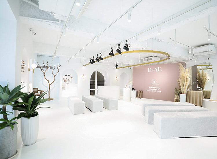 D+AF門市 敦南門市 台北東區女鞋專賣店 記者會 新聞 全台最美鞋店