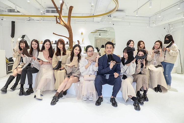 D+AF門市 敦南門市 台北東區 張士祺 全台最美鞋店 台灣女鞋品牌