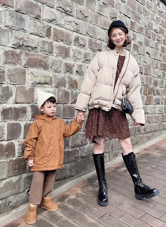 D+AF 聖小柔穿搭 綁帶馬汀長靴 帥氣中性風厚底靴 勁酷時尚