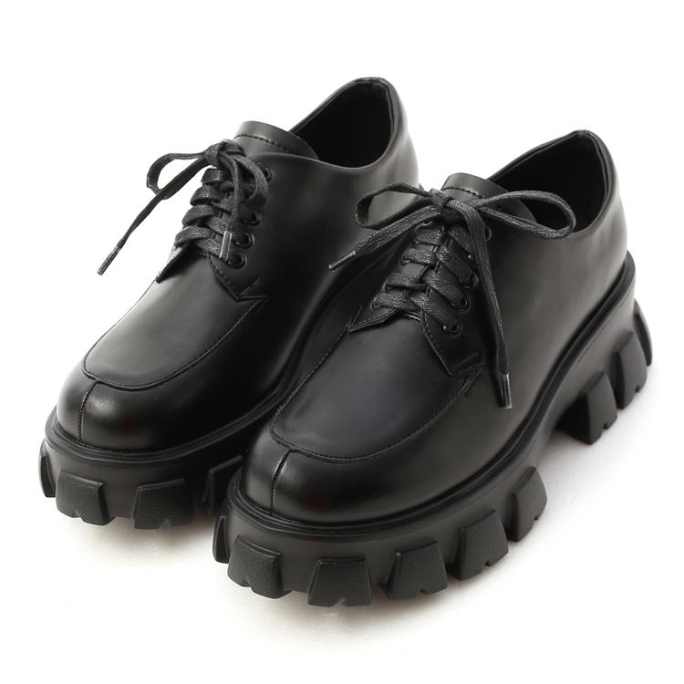 D+AF帥氣穿搭單品 超輕量鋸齒鞋 暗黑系穿搭必備 視覺焦點