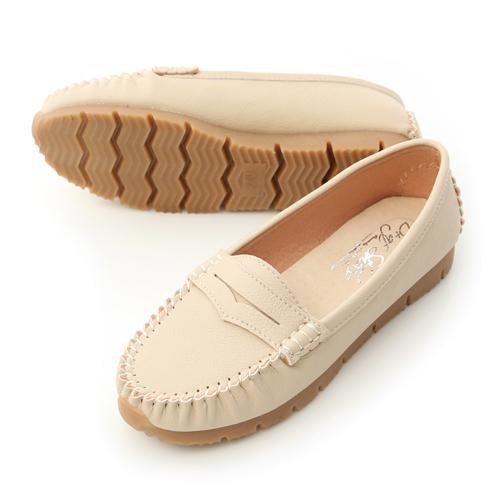 舒適好穿鞋推薦 MIT莫卡辛健走鞋 台灣製造健走鞋 手工莫卡辛鞋