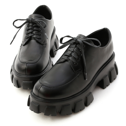 舒適好穿鞋推薦 好穿厚底鞋 鋸齒鞋 厚底牛津鞋