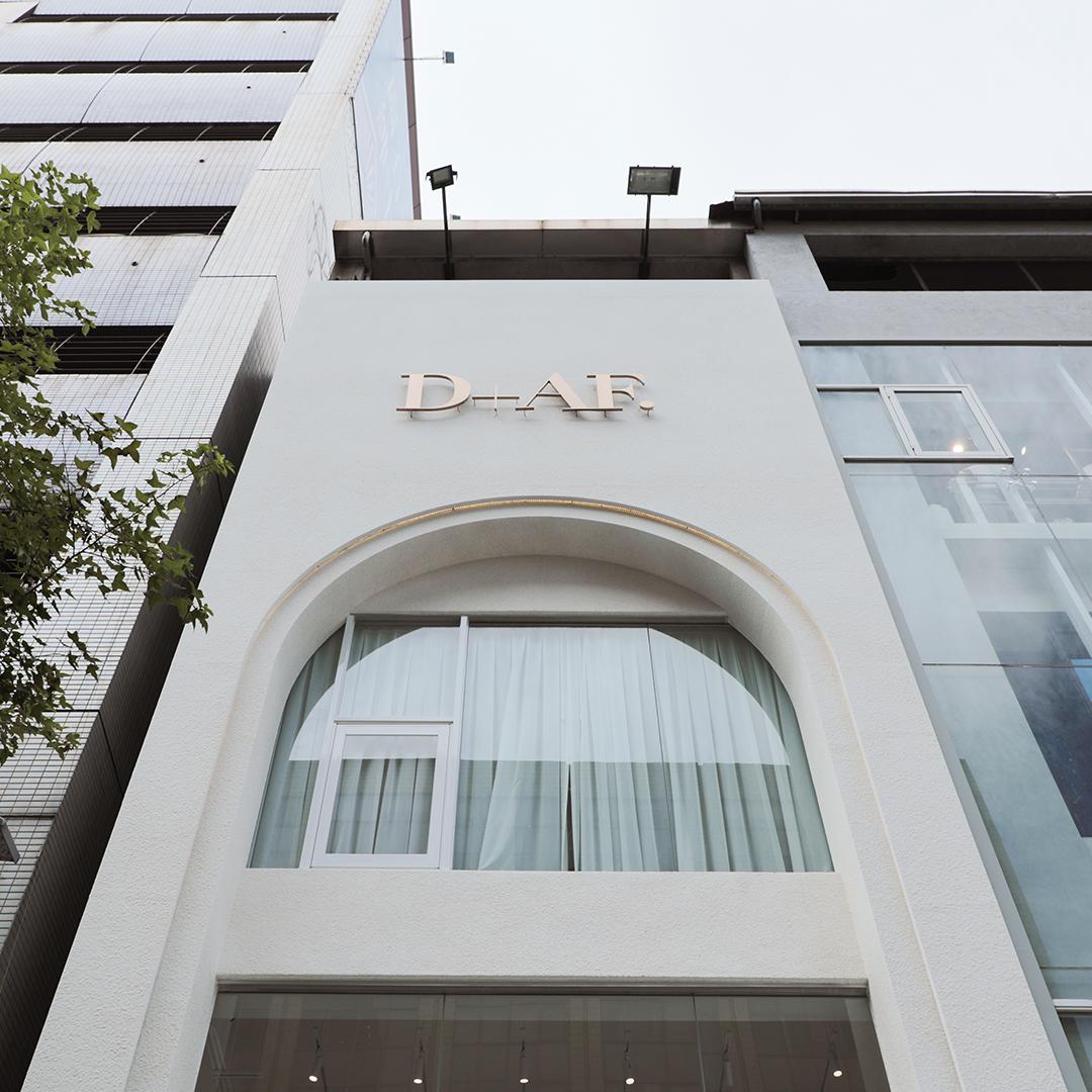 D+AF實體店鋪(門市) 南西旗艦店 台北女鞋鞋店