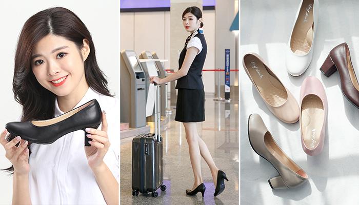 通勤久站空姐鞋推薦:職場必備OL高跟鞋