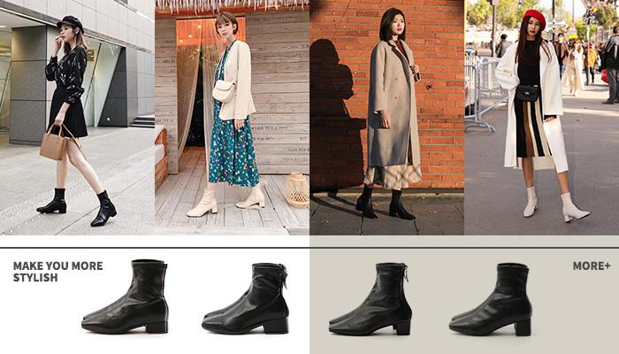 襪靴挑選技巧大公開,輕鬆找到屬於自己的命定靴款