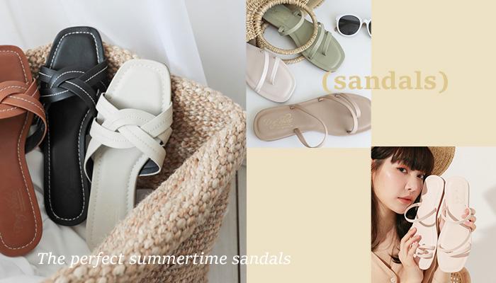 夏季必備! 清涼時髦拖鞋款式推薦
