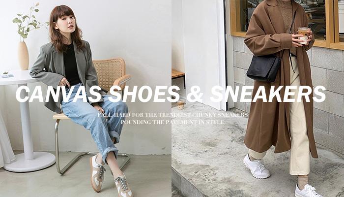 休閒鞋時髦擔當,讓你從夏天美到秋天