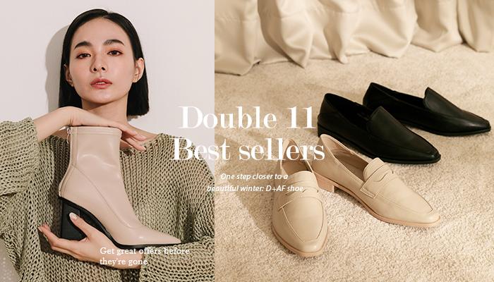 即時更新!雙11熱銷美鞋潮靴排行榜2020